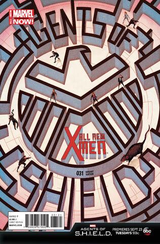 File:All-New X-Men Vol 1 31 Agents of S.H.I.E.L.D. Del Mundo Variant.jpg