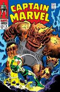 Captain Marvel Vol 1 6