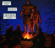 Victor von Doom (Earth-616) from Books of Doom Vol 1 5 0001