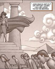 Clan Akkaba (Earth-616) from X-Men Apocalypse vs. Dracula Vol 1 1 001