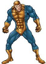 Edward Cobert (Earth-616) from Defenders Strange Heroes Vol 1 1 001