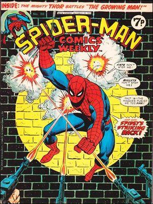 Spider-Man Comics Weekly Vol 1 88