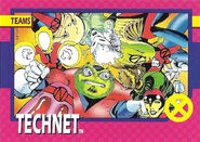 Technet (Multiverse) from X-Men (Trading Cards) 0001