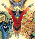 Mar-Vell (Earth-20051) Marvel Adventures Fantastic Four Vol 1 16