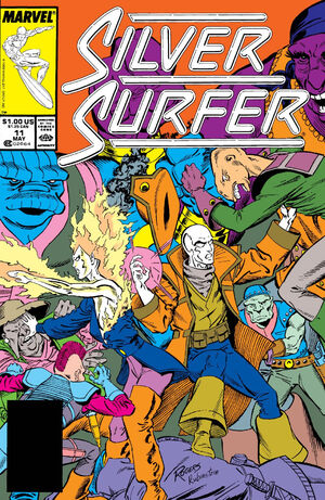 Silver Surfer Vol 3 11