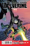 Wolverine Vol 5 4