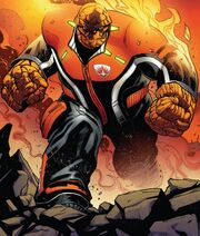 Benjamin Grimm (Earth-616) from Guardians of the Galaxy Vol 4 7 001