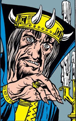 Claudius Zemu (Earth-616) from Tales of Suspense Vol 1 24 0001