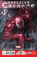Superior Carnage Vol 1 1