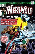 Werewolf by Night Vol 1 33