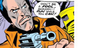 Arthur Shaman (Earth-616)