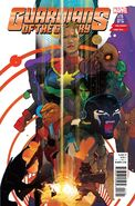 Guardians of the Galaxy Vol 4 15 Story Thus Far Variant