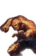 Dark Reign Fantastic Four Vol 1 1 70th Anniversary Variant Textless