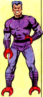 Randall Darby (Earth-616) from Official Handbook of the Marvel Universe Vol 2 9
