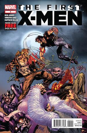 First X-Men Vol 1 5
