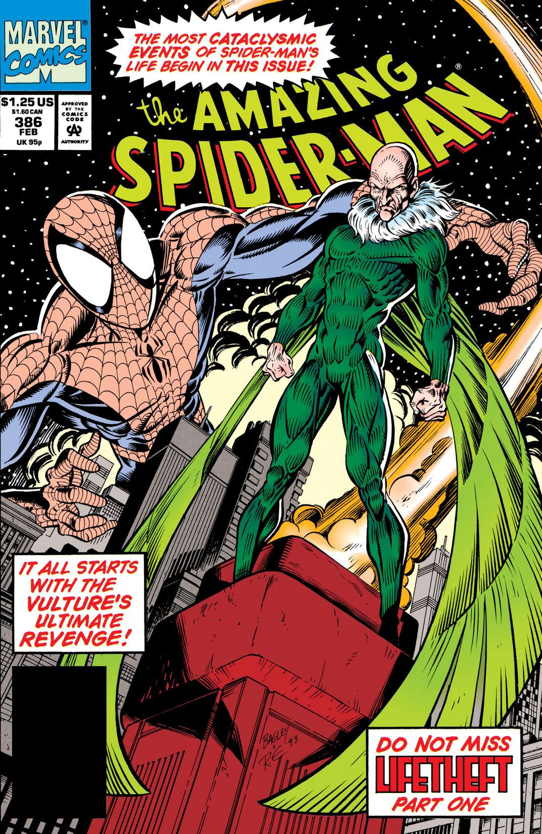 Amazing Spider-Man Vol 1 386
