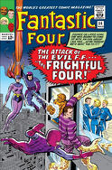 Fantastic Four Vol 1 36
