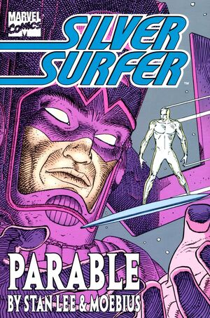 Silver Surfer Parable TPB Vol 1 1