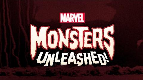 Marvel Monsters Unleashed - Part 1
