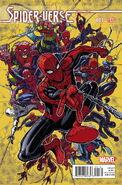 Spider-Verse Vol 1 1 Bradshaw Variant