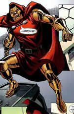 Anthony Stark (Earth-11029) from What If? Iron Man Demon in an Armor Vol 1 1 0001