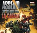 Marvel Miniserie 107 Assedio 0