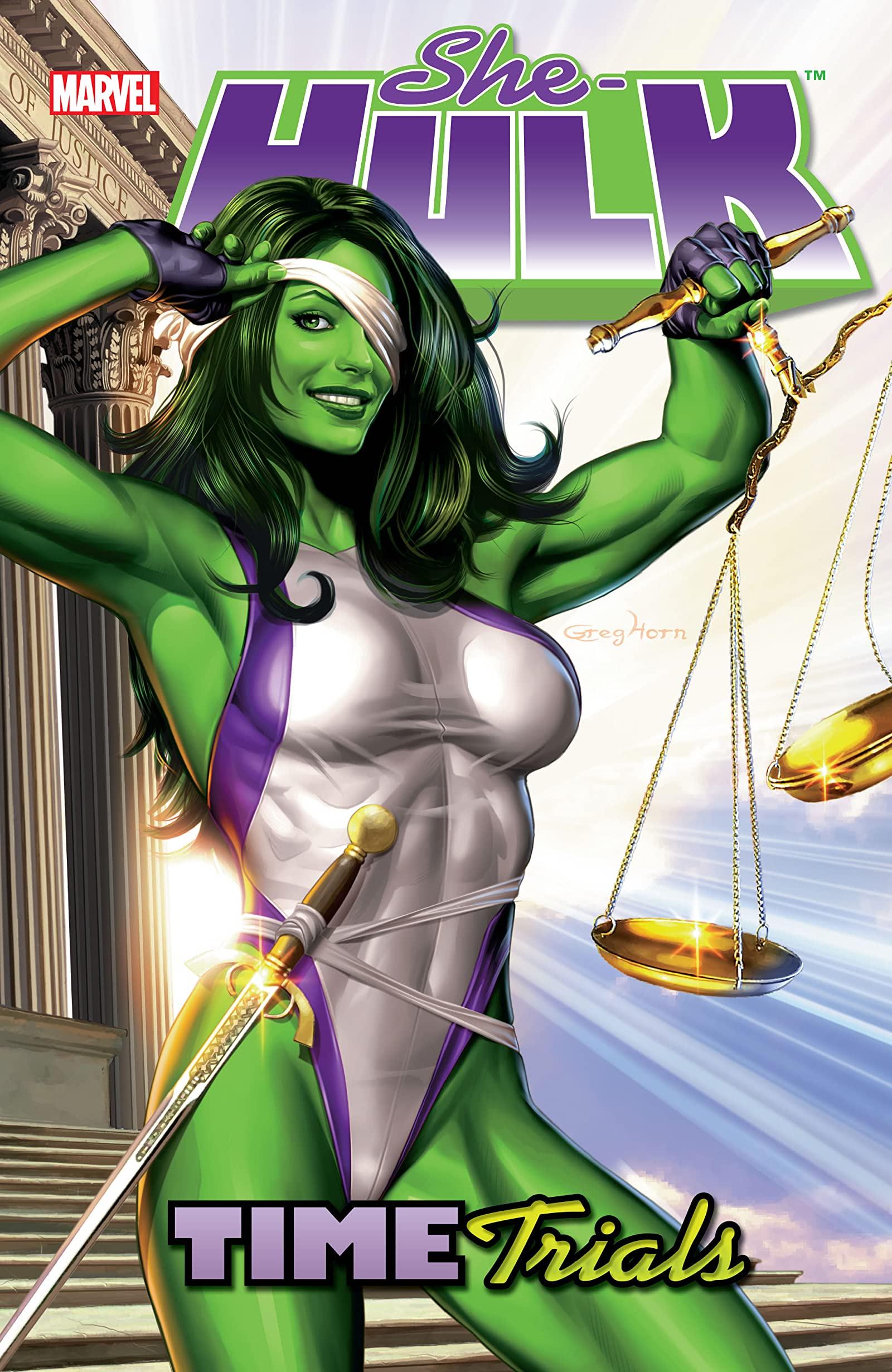 She-Hulk TPB 3