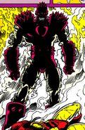 Iron Man (Doppleganger) (Earth-616) Infinity War Vol 1 1
