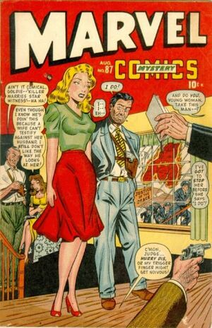 Marvel Mystery Comics Vol 1 87