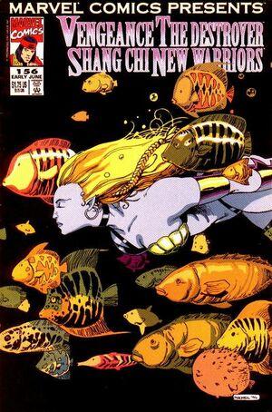 Marvel Comics Presents Vol 1 156
