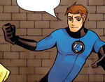 Reed Richards (Earth-5631) Power Pack Vol 3 3