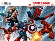 Ultimate Spider-Man Vol 1 150 Variant 1