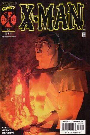 X-Man Vol 1 71