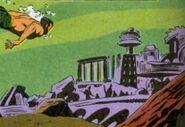Atlantis (Byrrah) from Saga of the Sub-Mariner Vol 1 7 001