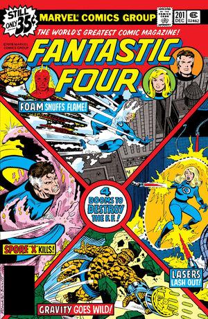 Fantastic Four Vol 1 201