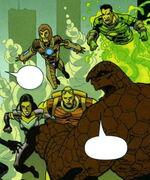 Frightful Four (Earth-20051) Marvel Adventures Fantastic Four Vol 1 18