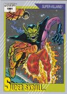 Kl'rt (Earth-616) from Marvel Universe Cards Series II 0001