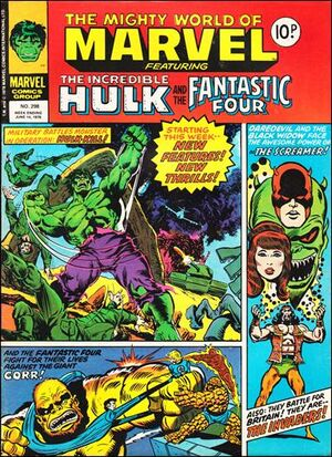 Mighty World of Marvel Vol 1 298