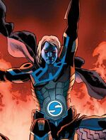 Robert Reynolds (Earth-616) from Uncanny Avengers Vol 1 10 cover