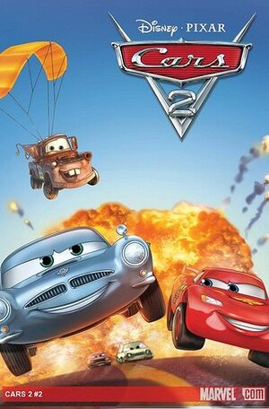 Cars 2 Vol 1 2 Textless