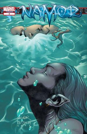 Namor Vol 1 4