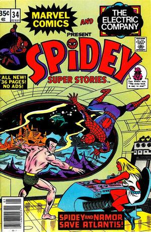 Spidey Super Stories Vol 1 34