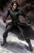 Thor Concept Art - Loki 002