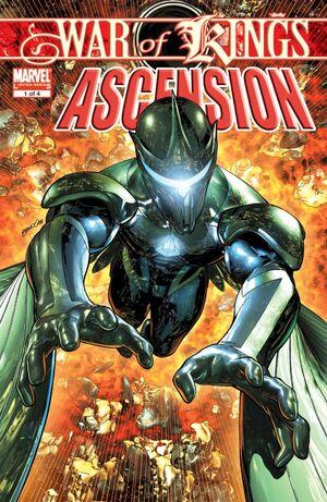 War of Kings Ascension Vol 1 1