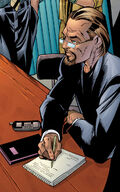 Ben Urich (Earth-1610) from Ultimate Spider-Man Vol 1 6 0001