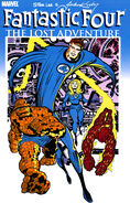 Fantastic Four The Lost Adventure Vol 1 1