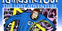 Fantastic Four: The Lost Adventure Vol 1 1