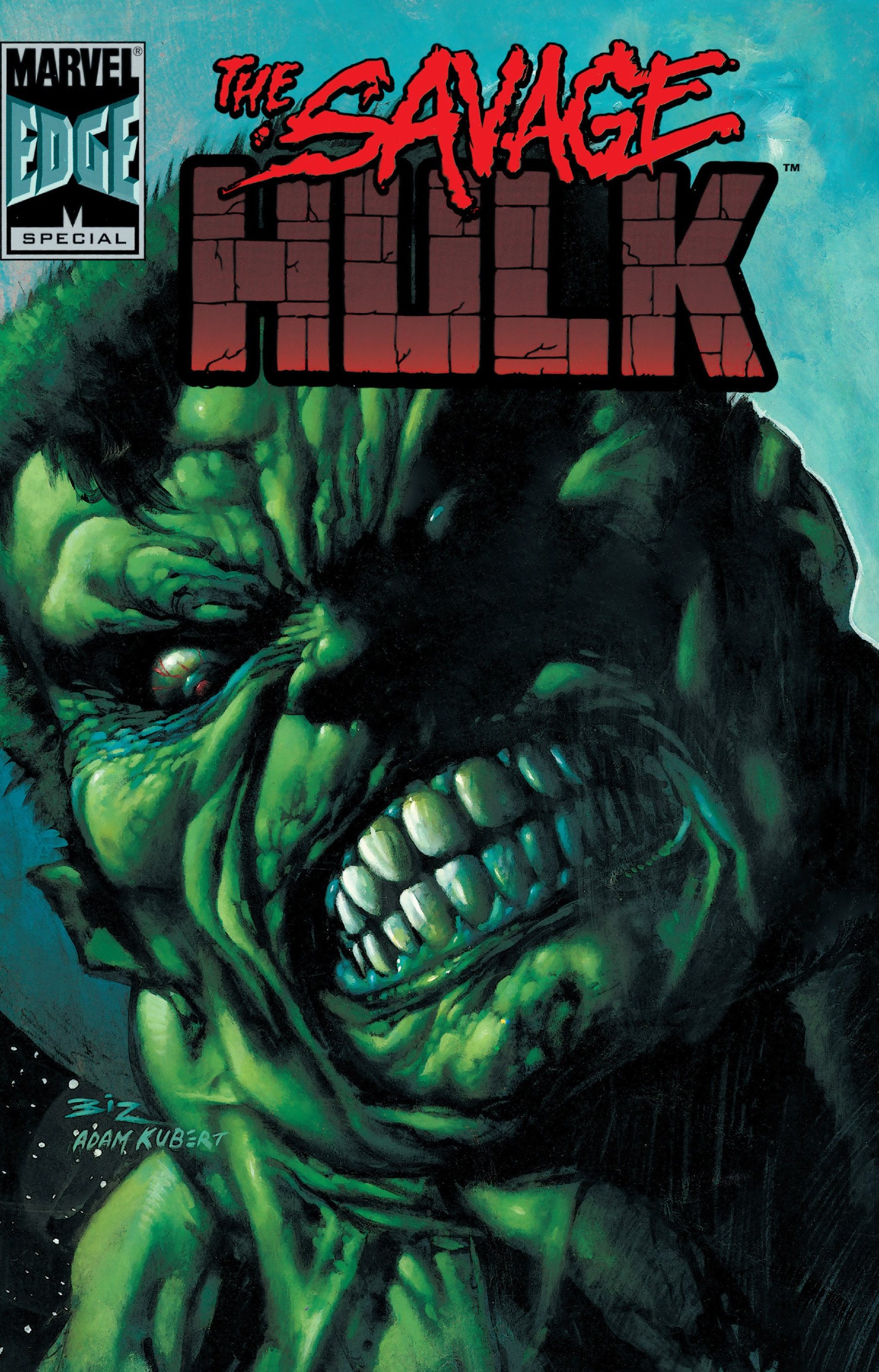 Savage Hulk Vol 1 1
