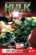 Indestructible Hulk Vol 1 2