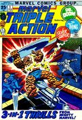 Marvel Triple Action Vol 1 1